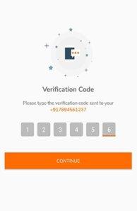 online food ordering system - provider signup