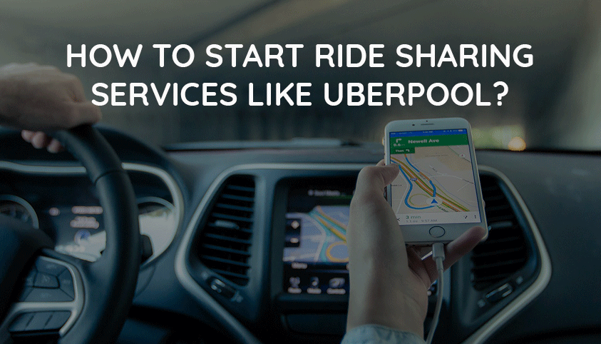 How To Start Ride Sharing Services