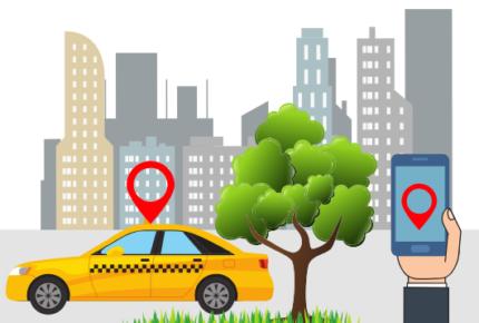 gojek clone app - taxi booking app