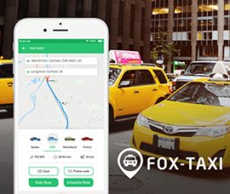 Fox-Taxi Product