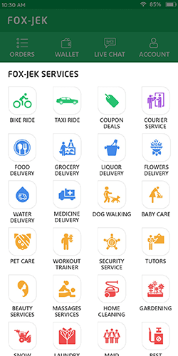 All-Service-List