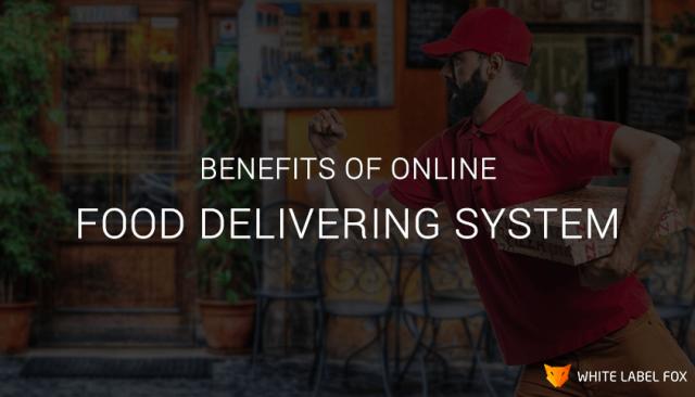 Food Delivering System