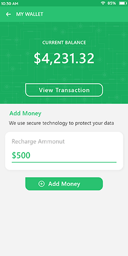 Manage-Wallet-Screen