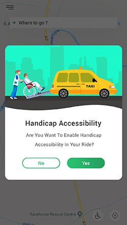 Handicap-Acccessibility