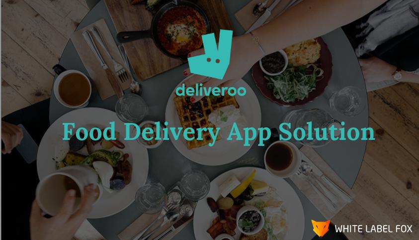 deliveroo food