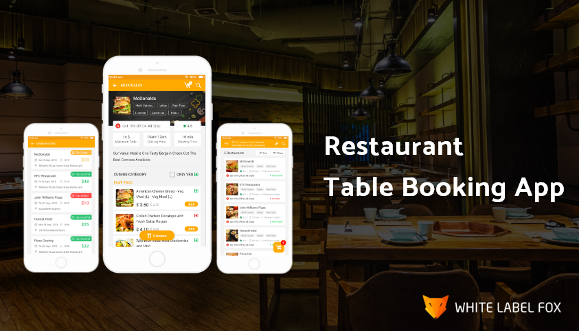 table booking app