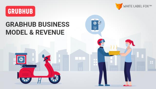 Grabhub Business Model & Revenue WLF Blog Image